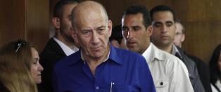Ny korrupsjonsdom mot Israels tidligere statsminister