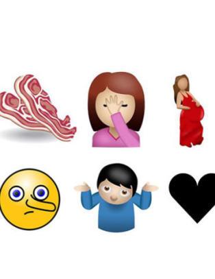Slik blir de 38 nye emojiene