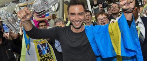Italia fikk flest Eurovision-stemmer - ikke Sverige