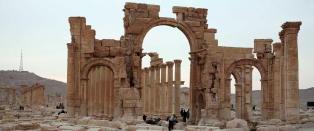 Muslimske l�rde med en desperat b�nn til IS: La Palmyra v�re i fred