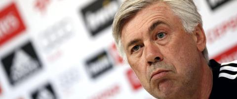 Bekreftet av klubben: Ancelotti har f�tt sparken
