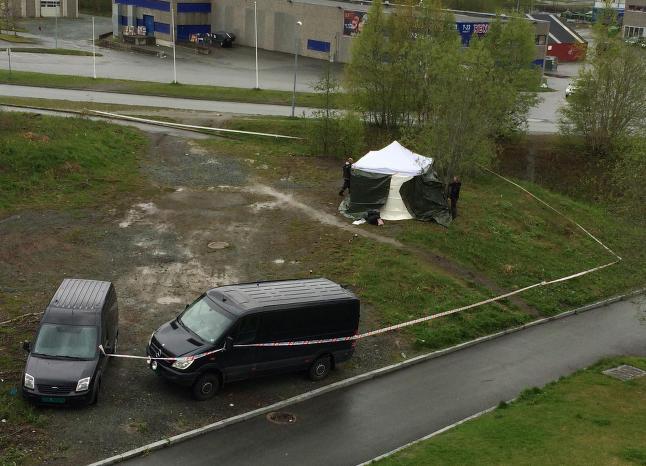 Kvinne skal ha blitt overfalt bakfra og voldtatt i Trondheim