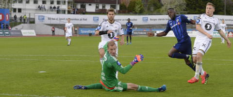 H�gmo s� Diomande i storslag - men har fortsatt ikke bestemt seg for om han vil spille for Norge