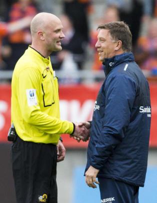 Oppsiktsvekkende Viking-uttalelse etter 4-0 over AaFK: - De hadde vunnet 5-3 med Hamed-Allah