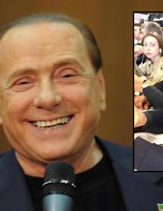 Silvio Berlusconi er p� Instagram