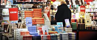 Bokhandlenes bestselgerfokus endrer hvilke b�ker vi leser