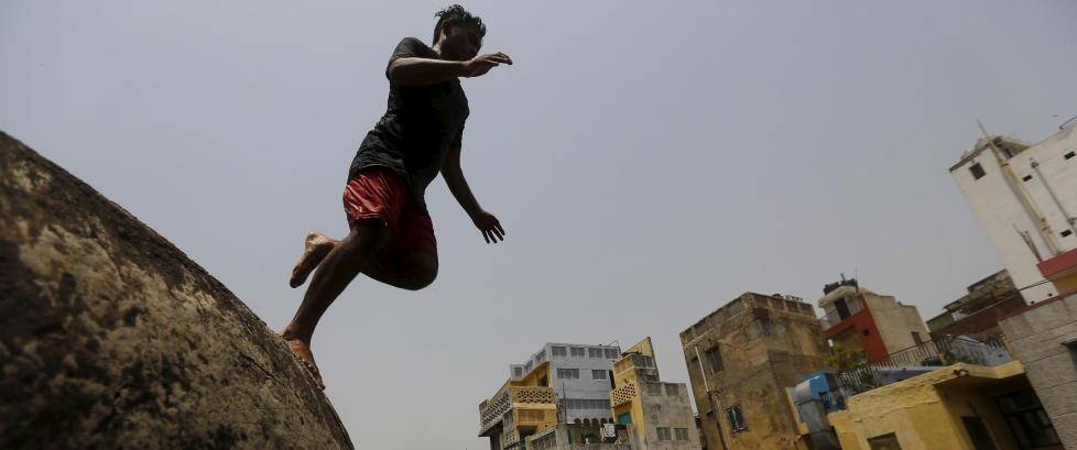 800 d�de i heteb�lge i India
