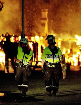 D�rlige forhold p� asylmottak i Norge f�rer ikke til f�rre asyls�kere
