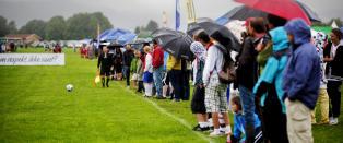 Dessverre er det gode grunner til at Norges Fotballforbund innf�rer foreldrefri sone