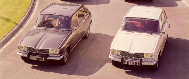 Renault 16 fyller 50 �r!