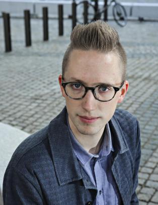 Unge H�yres leder, Kristian Tonning Riise, mener at den fornuftige delen av h�yresiden anerkjenner venstresidens motiver
