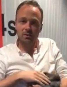 Danskene raser mot direktesendt kanindrap