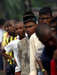 - Myanmar-minoritet kan fengsles for � eie en mobil