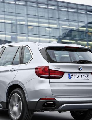 F� 200.000 kroner i rabatt p� BMW X5