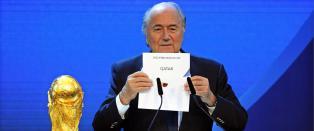 Etterforsker tildelingen av VM 2018 og 2022
