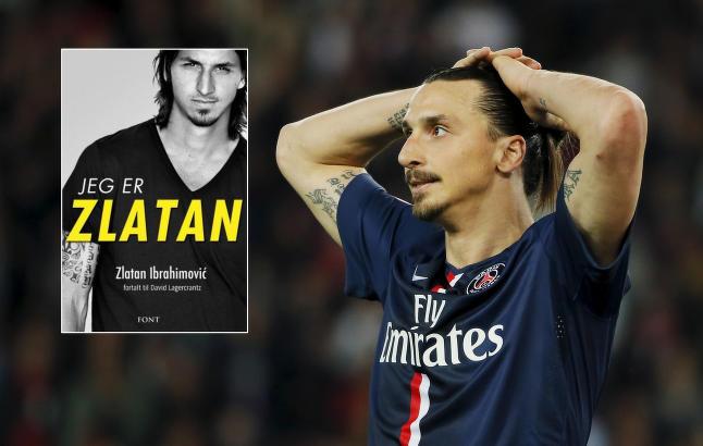 Innr�mmer bokbl�ff: Ingen av Zlatan-sitatene er ekte