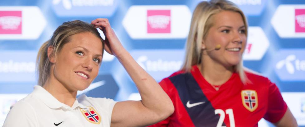 Fifa krever at NRK m� bruke ordet �kvinne� n�r de omtaler VM i Canada