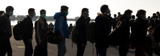 EU ber medlemslandene  ta imot 40 000 asyls�kere, ber oss om � bidra