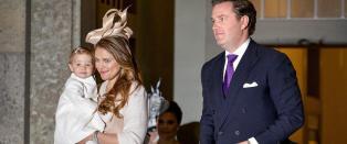 Prinsessefamilien flytter fra Sverige, Chris O'Neill har allerede flyttet