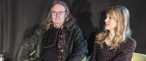 Ingvar Ambj�rnsen: - Med Knausg�rd fikk de p� Kunstnernes Hus oppleve gleden ved serielitteratur