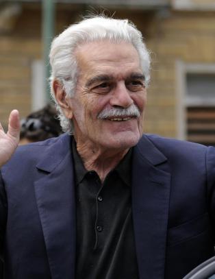 Oscar-stjerne rammet av Alzheimers