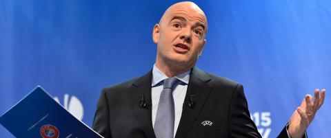 - En katastrofe for FIFA