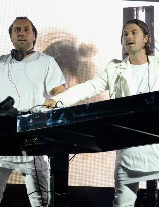 Ingrosso hyller norske Kygo og Cashmere Cat