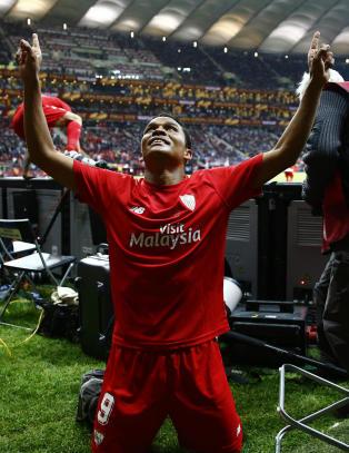 Sevilla sikret Europa League-trofeet for andre �r p� rad