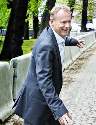 Slik vil �Johansen-banden� redde Harry Holes norskhet