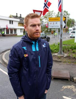 Polsk sykkellag erkl�rt u�nsket i Tour des Fjords