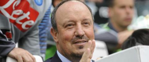 Benitez ferdig i Napoli