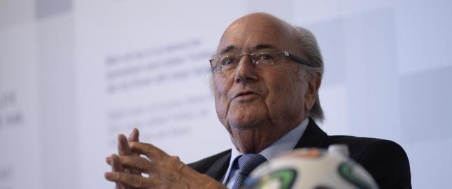 17 �r med skandaler: M�tet med FBI kan bli Sepp Blatters t�ffeste kamp