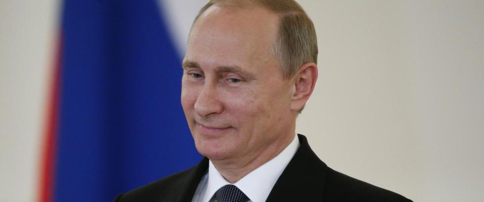 Putin mener Fifa-anklagene er en del av en svertekampanje