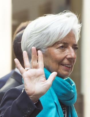 IMF-sjefen �pner for gresk euroexit
