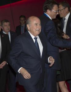 Norsk FIFA-r�dgiver observerte korrupsjon - fikk sparken