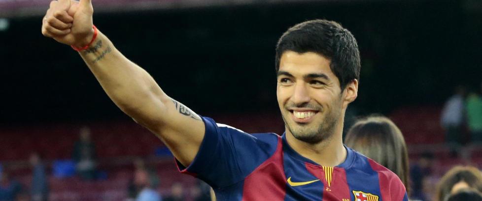 Vil oppheve Su�rez' utestengelse etter Fifa-skandalen