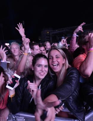Politiet �ker bemanningen f�r helgas Findings Festival