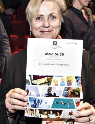 Reiselivet jubler, men filmbransjen tror ikke den nye ordningen f�r betydning for dem