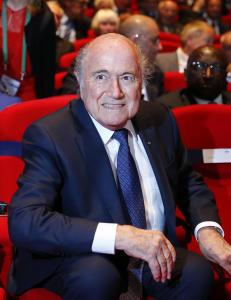 Blatter tror USA ville p�virke FIFA-kongressen