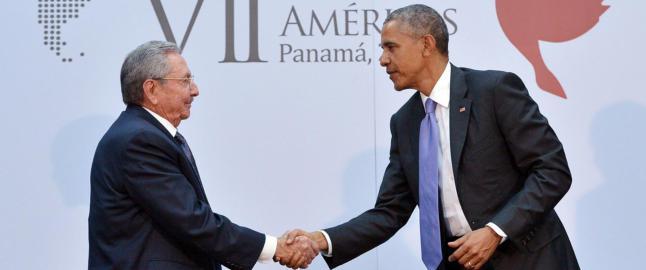 Cuba fjernet fra USAs terrorliste