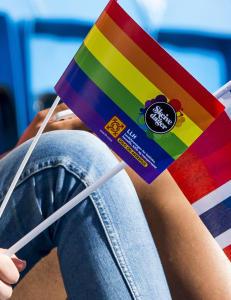 Pride-flagget godkjent av FIFA og NFF