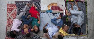 Heteb�lge har f�rt til akutt vannmangel i India