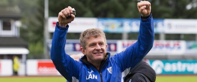 Nilsen ny Brann-trener