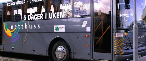 Nettbuss har mottatt ulovlig statsst�tte i en �rrekke. M� betale tilbake over 80 mill.