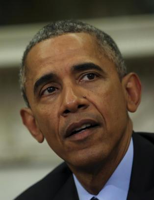 Obama ber Senatet vedta lov om overv�king