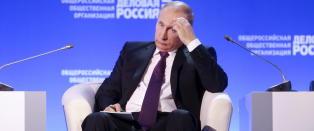 Putin har svartelistet 89 europeiske politikere som nektes innreise til Russland