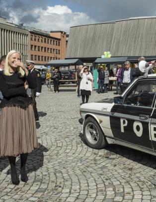 Mette Marit utnevnt til �Norges viktigste litteraturformidler�