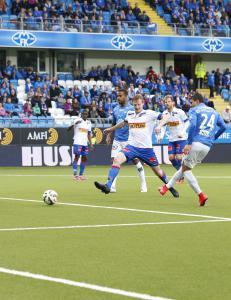 - Vi spiller Molde-fotball p� v�rt beste, og da er det ingen som kan sl� oss