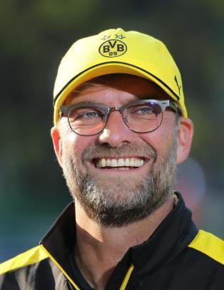 Dortmund fikk bank i Klopps avskjedskamp