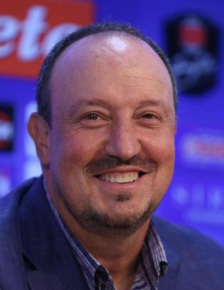 Real Madrids visepresident forsnakket seg, og avsl�rte hvem som blir klubbens nye trener